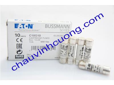 Cầu chì Bussmann EATON C10G10
