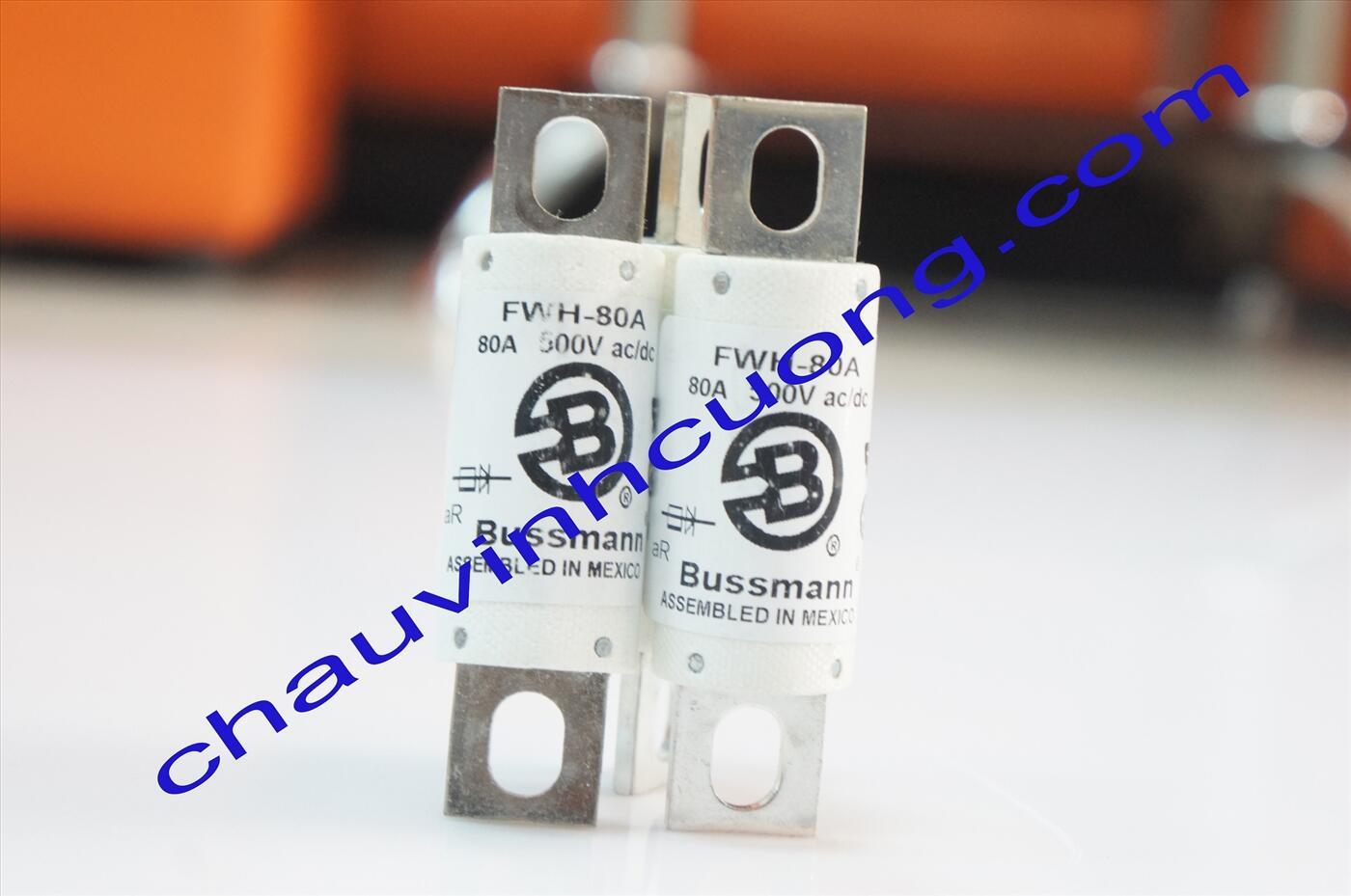 Cầu Chì Bussmann FWH-80A
