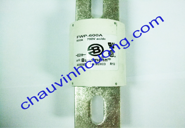 Cầu chì Bussmann FWP-600A