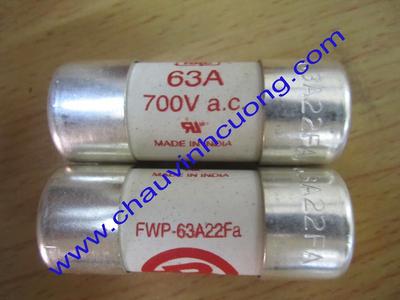 Cầu Chì Bussmann FWP-63A22Fa