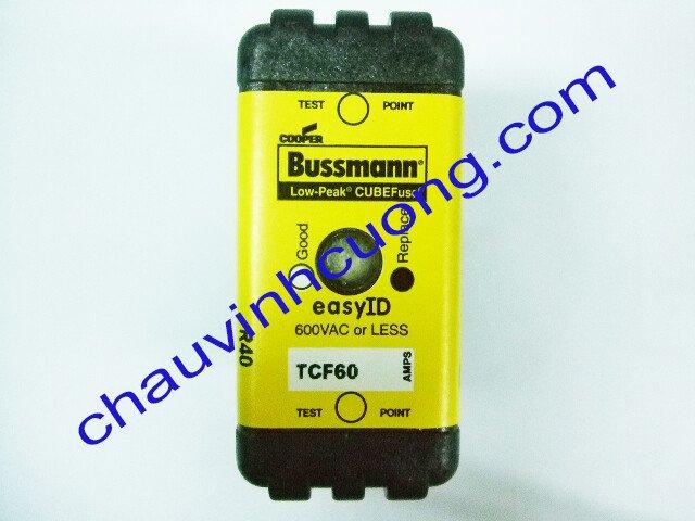 Cầu chì an toàn Bussmann TCF60