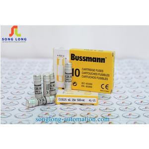CẦU CHÌ 10X38 BUSSMANN C10G25