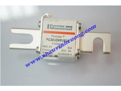 CẦU CHÌ FERRAZ SHAWMUT PC30UD69V80A