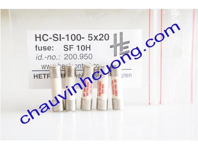 CẦU CHÌ HETRONIK SF10H 250V 200.950