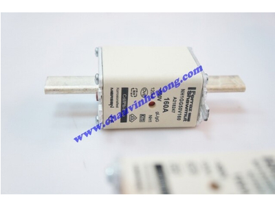 Cầu chì 690V 160A Ferraz Shawmut NH1GG69V160