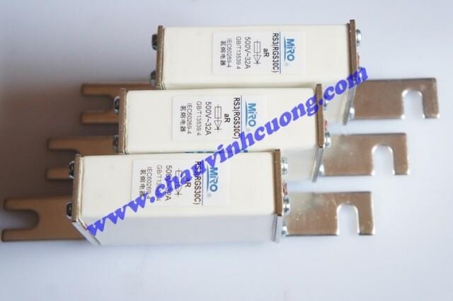 CẦU CHÌ MIRO RS3 (RGS30C) 32A
