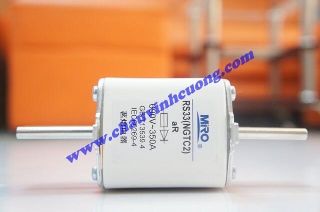 Cầu chì Miro RS33 (NGTC2) 350A