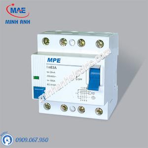 Cầu dao bảo vệ dòng rò MEL-30/440