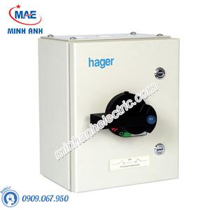 Cầu dao cách ly Hager (isolator) - Model JAE420