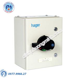 Cầu dao cách ly Hager (isolator) - Model JG363S-IP65