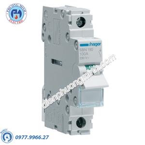 Cầu dao cách ly Hager (isolator) - Model SB116S