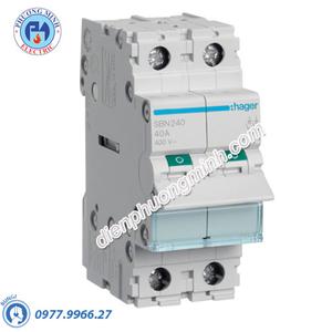 Cầu dao cách ly Hager (isolator) - Model SBN263