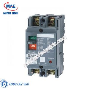 Cầu dao đóng ngắt mạch điện MCCB 2P 40A 10KA 200VAC - BBW240SKY