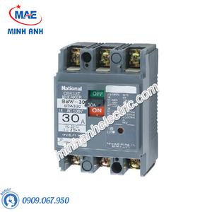 Cầu dao đóng ngắt mạch điện MCCB 3P 10A 1.5KA 415VAC - BBW310Y