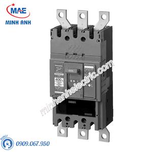 Cầu dao đóng ngắt mạch điện MCCB 3P 400A 25KA 415VAC - BBW3400KY