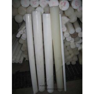 Cây nhựa công nghiệp | Nhựa trụ PE màu trắng