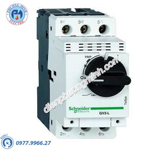 CB bảo vệ động cơ loại từ GV2L 0.63A 0.18kW- Model GV2L04