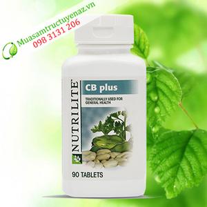 Thực phẩm Bảo vệ sức khỏe Nutrilite CB Plus