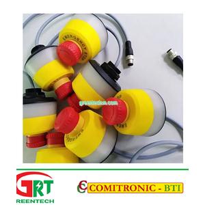 CC80   Comitronic CC80   Đèn hiệu   Push-button switch   Comitronic Vietnam