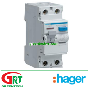 CE463B | Hager CE463B | Cầu dao chống giật | RCCB Hager CE463B| Hager Vietnam