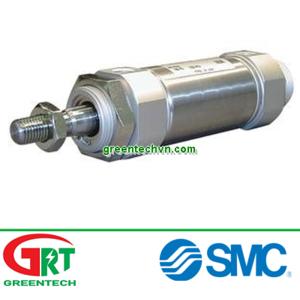 CDG1BN25-100Z | SMC CDG1BN25-100Z | Xi-lanh khí nén | Air Cylinder | SMC Vietnam