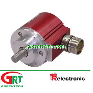 CDx58 series | Ecoder TR-Electronic CDx58 series | cảm biến vòng quay | TR-Electronic Vietnam