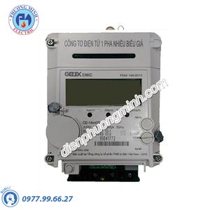 Công tơ điện tử 1 pha 3 giá EMIC - Model CE-14mGS