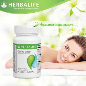 Cell-U-Loss Herbalife Cân bằng nước giúp duy trì làn da khỏe mạnh