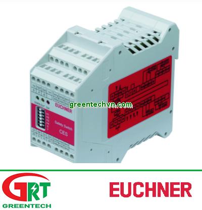 CES-A-AEA-04B   072000   Safety Relay 072000   Rơ le an toàn 072000   Euchner Vietnam