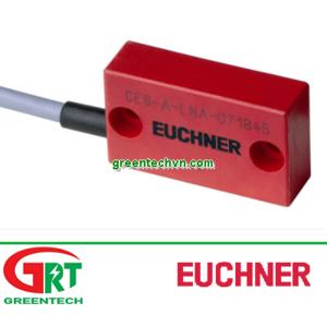 CES-A-LNA-05V | Door safety sensor | Cảm biến cửa an toàn CES-A-LNA-05V | Euchner Vietnam