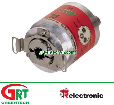 CES58M-00044   TR Electronic   Bộ mã hóa vòng quay   Ecoder   TR Electronic Vietnam