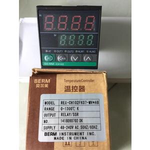 Bộ Điều Khiển Nhiệt Độ CH102-FK07-MV*AB