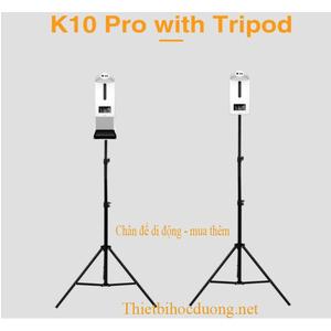 Máy kiểm tra thân nhiệt giá rẻ K10 Pro