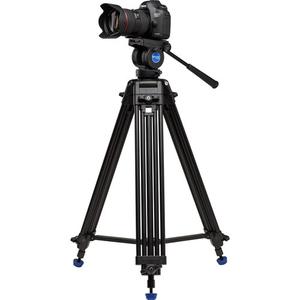 Chân máy quay Benro KH25N Video Tripod Kit, kèm bộ di chuyển 3 chân DL-06