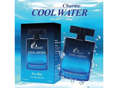 CHARME COOL WATER 100ML (Version 2020)