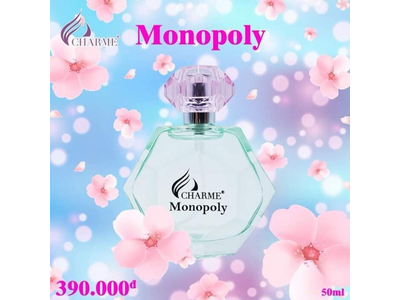 CHARME MONOPOLY 50ML