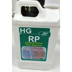Chất tẩy màng xi măng, màng vữa, vôi, vết gỉ và cặn bẩn cứng đầu HG RP Cement Grout Film Remove