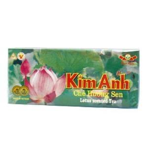 Trà - Chè Kim Anh Sen( 25 túi/hop)