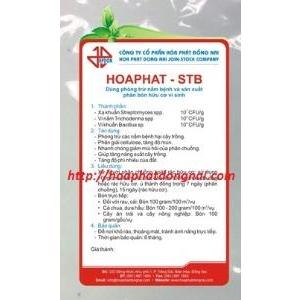 Chế phẩm vi sinh đậm đặc xử lý đất cây trồng HP-BioAP