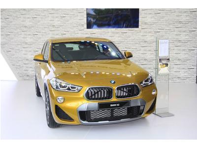 Chi tiết BMW X2 - đối thủ Mercedes-Benz GLA tại BMW Hải Phòng.
