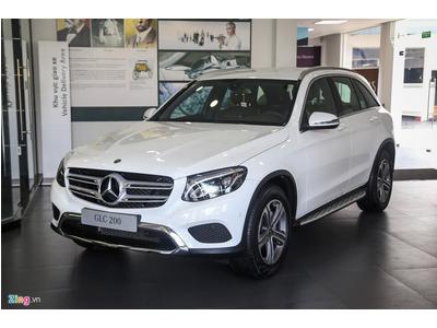Chi tiết Mercedes-Benz GLC 200 bán sớm ở VN, giá hơn 1,6 tỷ đồng