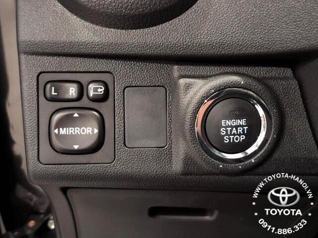Chìa khóa thông minh xe toyota wigo 2021