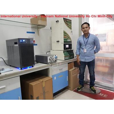 Chiết xuất Cordycepin bằng công nghệ CO2 siêu tới hạn từ trùng thảo