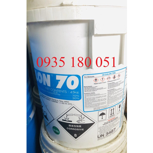 Calcium hypochlorite - Chlorine - Ca(OCl)2 65 -70%