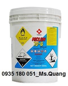 Calcium hypochlorite 65 - 70%