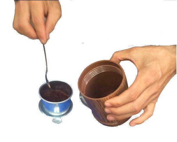 Cà phê Chế phin 1 Trung Nguyên( 500gr)