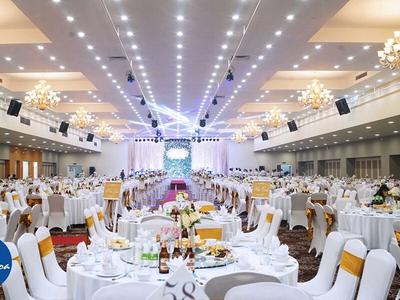 Cho thuê bàn ghế đám cưới uy tín, chất lượng tại TP.HCM