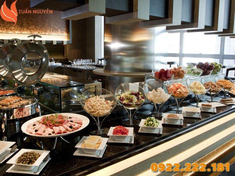 Cho thuê dụng cụ làm tiệc buffet tại TP.HCM - Tuấn Nguyễn
