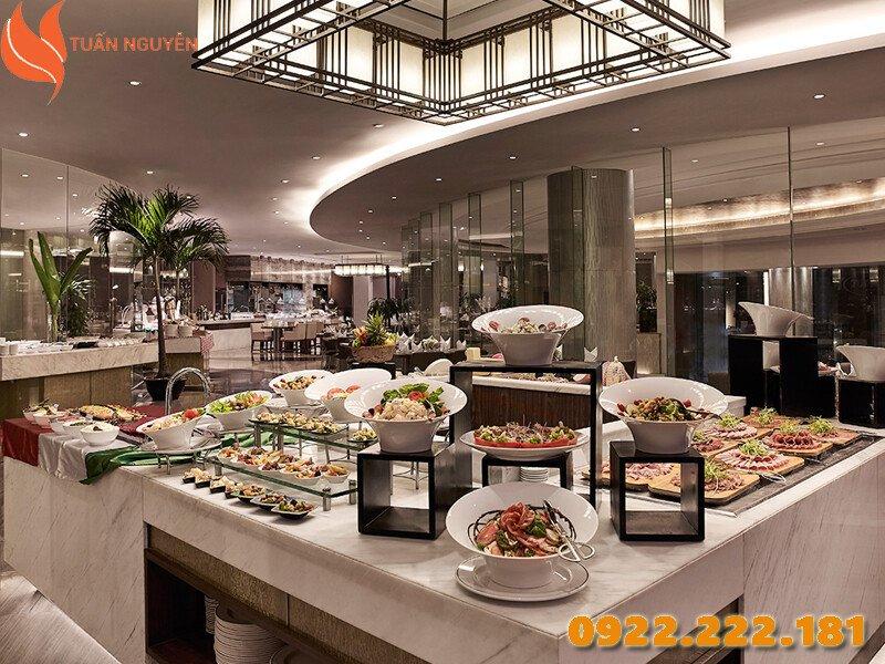 Cho thuê dụng cụ buffet giá rẻ - Tuấn Nguyễn