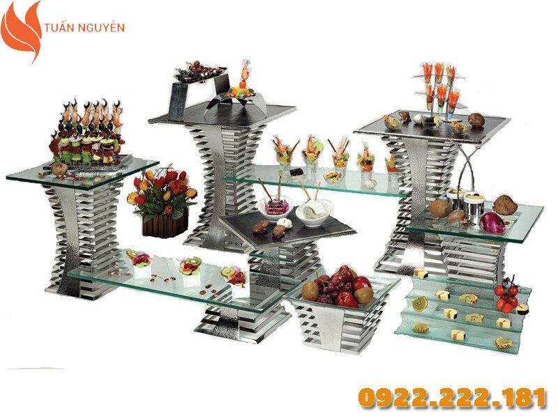 Dụng cụ tiệc Buffet - Tuấn Nguyễn